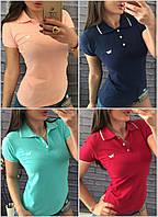 Женская футболка поло, 4433