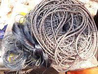 Сеть финка АНТІ: ячейки 13/15/18 мм, высота 160-180 см, длина 30 м, монофильная леска
