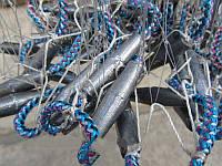 Залог успешного рыбного промысла: кастинговая сеть-парашют, леска