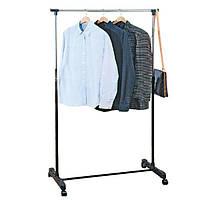 Стойка - Вешалка для одежды одинарная, длина 75 см