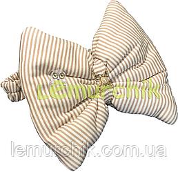 """Декоративная резинка """"Полосатик"""" на конверт на выписку"""