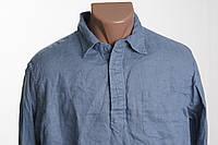 Soft Grey рубашка 100% ЛЕН размер М L  ПОГ 58 см б/у, фото 1