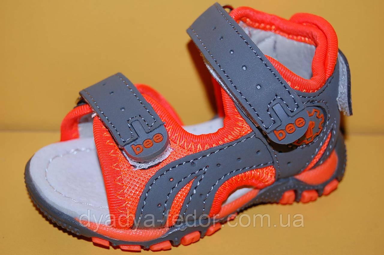 Детские сандалии ТМ Clibee код А-6-о размер 18