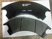 Тормозная колодка Luigong