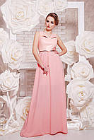 Выпускное платье  макси 3 цвета