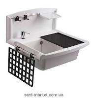 Раковина для ванной подвесная Sanit белая 60.005.01.0000
