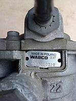 Кран управления тормозами прицепа Daf 1601034 Wabco 4802040020