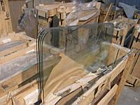 Стекло кабины правое (форточка) Т-22 770х515
