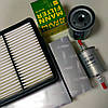🌟Комплект фильтров для ТО (масляный+воздушный+топливный) Daewoo Lanos (м+в+т)