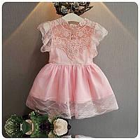 """Платье для девочки """" Нежность """""""