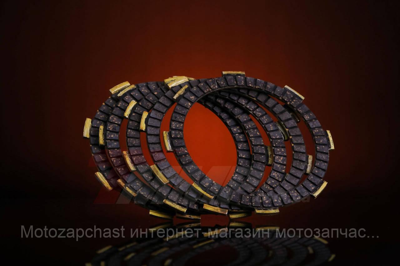 Диски сцепления 5 штук  MINSK CB-125-200