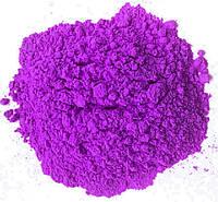 Фарба Гулал (Холі), Фіолетова, фасування 75 грам, суха порошкова фарба, Краски холи, фото 1