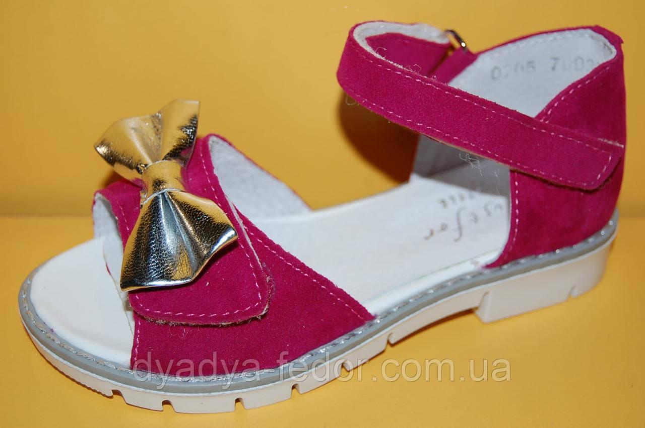 Детские сандалии ТМ Bistfor код 77939 размеры 27-35