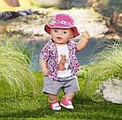 Набор одежды для кемпинга для пупса Baby Born Zapf Creation 823767, фото 4
