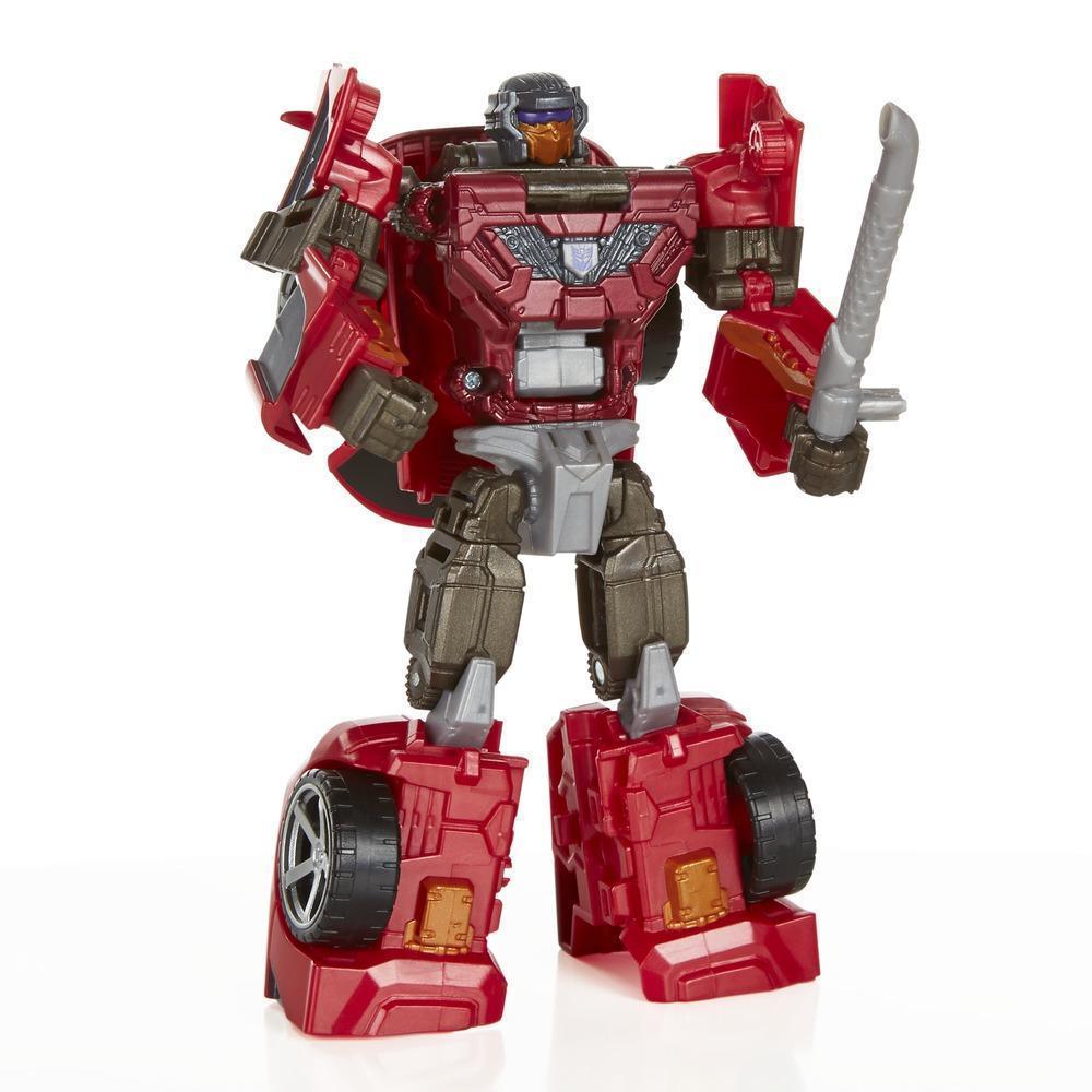 Transformers - Трансформер  2 в1  Combiner  Wars Deluxe Class - Дэд Энд Dead End серияTransformers Generations