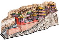 Трехмерная головоломка-конструктор Висячий монастырь Сюанькун-сы, CubicFun