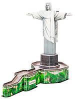 Трехмерная модель Статуя Христа-искупителя, CubicFun