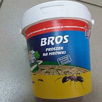 Bros порошок от муравьев 500 грамм. (ведерко)