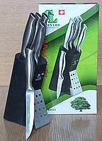 Набор ножей 6пр. Green Life 0052