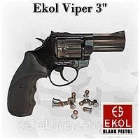 """Револьвер Ekol Viper 3"""" под патрон Флобера, фото 1"""