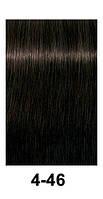 Igora Royal Nudes - Крем-краска для волос 4-46 Средне-коричневый бежевый шоколадный, 60 мл