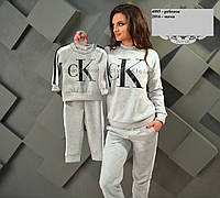 Одинаковая одежда мама+ребенок Спортивный костюм детский Calvin Klein 4005 НР