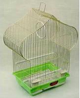 Клетка для птиц 102 Gold (PIKA I)Золотая клетка