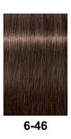 Igora Royal Nudes - Крем-краска для волос 6-46 Темно-русый бежевый шоколадный, 60 мл