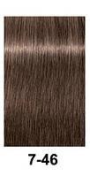 Igora Royal Nudes - Крем-краска для волос 7-46 Средне-русый бежевый шоколадный, 60 мл