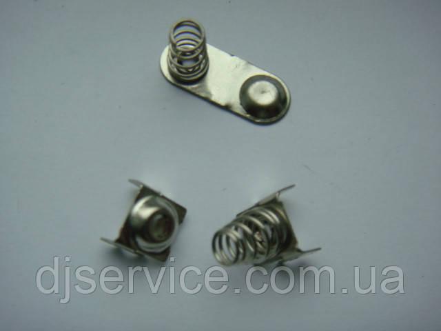 Контакты 3v (пальчик) для радиомикрофона UT4, T2, Lx-88, LX-88-II, Sh-200, Sh-500, sm58