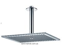 Верхний душ с тропическим душем BOSSINI коллекция Dream Rectangular хром H35369