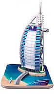 Трехмерная головоломка-конструктор Отель Бурж Эль Араб (Дубаи), CubicFun