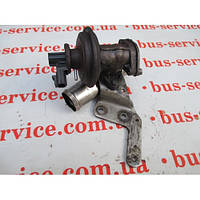 Клапан рецикуляции EGR для Ford Transit 2.0 TDDi, 00/06. Клапан ЕГР, ЕЖР на Форд Транзит 2.0 тди.