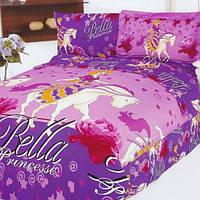 Комплект постельного белья Le Vele Bella сатин 220-160 см, фото 1