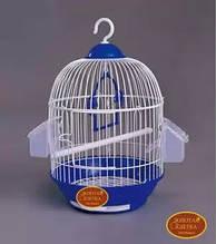 Клетка для птиц 303 емаль.Gold Cage