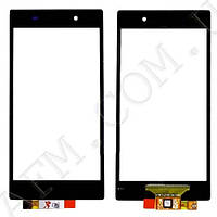 Сенсор (Touch screen) Sony C6902 L39h Xperia Z1/  C6903/  C6906/  C6943 черный