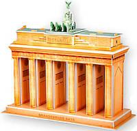 Трехмерная модель Бранденбургские ворота, CubicFun