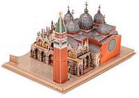 Трехмерная модель Площадь Святого Марка, CubicFun