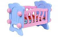 Игрушка Технок Кроватка для куклы (4166)