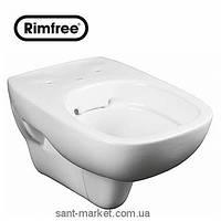 Унитаз подвесной Kolo коллекция Style Rimfree L23120900 покрытие Reflex