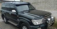 Козырек лобового стекла Toyota Land Cruiser 100 97-07 (Тойота Ланд крузер 100), 1LS 030 920-142
