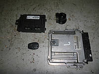 ЭБУ (комплект) (1,5 V dci 8V) Renault Logan MCV 13- (Рено Логан), 237102213R