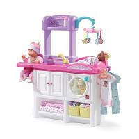 Детский стол-пеленатор для игр с куклами Love & Care Deluxe Nursery