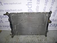 Радиатор основной  (1,9 dci 8V) Renault Scenic II 03-06 (Рено Сценик 2), 8200115542