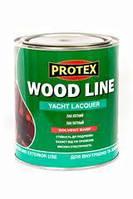 Лак яхтенный PROTEX  WOOD LINE полиуретановый  2,1л
