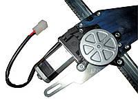 Реечный электростекло подъемник на ВАЗ 2121
