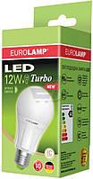 Лампа светодиодная  EUROLAMP A60 матовая 12 Вт E27 250 В тепло-белый LED-A60-12273(T)new