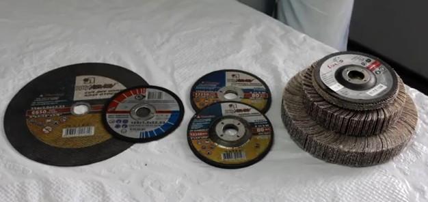 Круги, диски,лента для УШМ, станков, пил