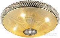 Люстра припотолочная  Altalusse  4х60 Вт E27 золотой INL-1032C-4