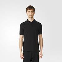 Хлопковая рубашка-поло для мужчин adidas Y-3 Classic AP6273 - 2017